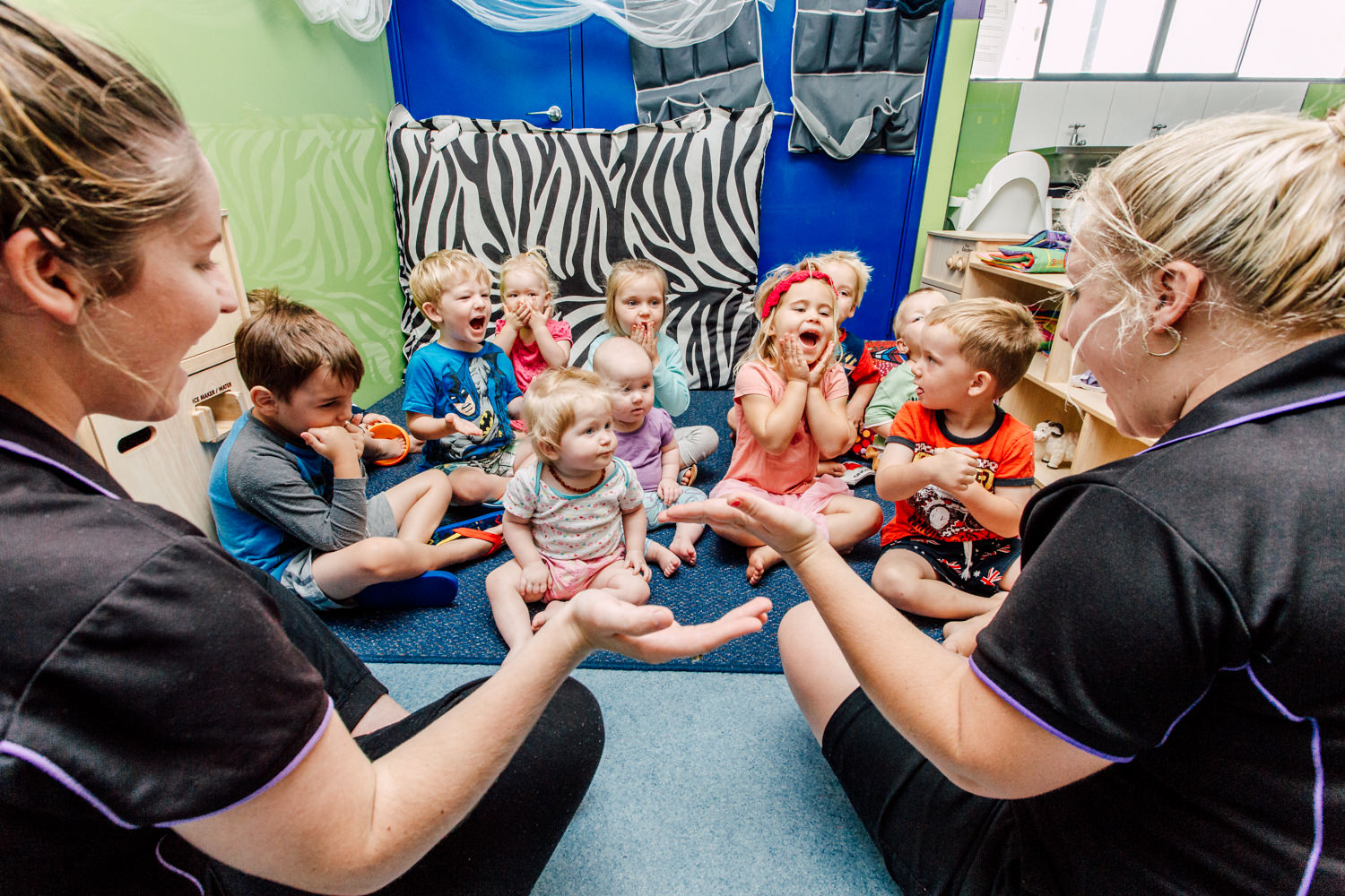 Quality child care in Dalyellup helping your child reach their full potential